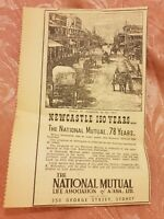 National Mutual Life Association - Newcastle - 1947 Advertisement