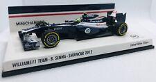 Minichamps 1/43 Scale Williams F1 Team Bruno Senna 2012 Show Car 410120089