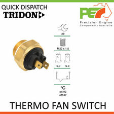 New * TRIDON * Thermo Fan Switch For Saab 900 9000 EFI Turbo incl Turbo