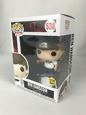 Funko Pop! Movies: IT S2 - Ben Hanscom In Stock!