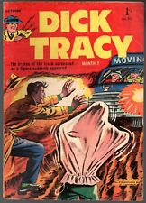 Dick Tracy Monthly 90    Australian edition   Illustrated publ. 1957