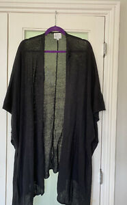 Masai Linen Style Over Wasitcoat Gilet Size XL