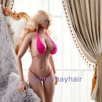 1:6 Scale Female Suntan Body Europe Girl Large Breast Flexible 12'' Figure Model