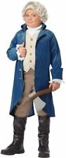 California Costumes George Washington/thomas Jefferson Child Costume Large L