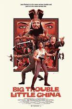 Mondo - Big Trouble in Little China - Poster - Phantom City Creative