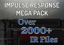 2000+ IR IMPULSE RESPONSE MEGA PACK