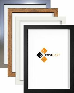 Poster Frame Photo Frames Modern Picture Frame Wood Effect Various Square Sizes
