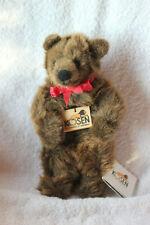 Kösen Teddybär, braun, ca. 25 cm