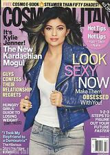 Cosmopolitan magazine Kylie Jenner Relationship secrets Weight loss tips