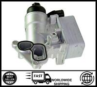 Oil Filter Housing & Cooler Front (Water Cooled) FOR Vauxhall Movano Vivaro