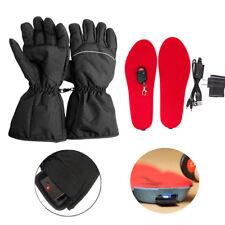 Beheizbar Einlegesohlen Heizsohlen Schuhheizung Schuheinagen Beheizter Handschuh