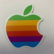 Retro Apple Logo Sticker Vinyl Weatherproof Sticker Decal Laptop