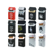 1Pc Fashion Silicone Tobacco Storage Box Cigarette Waterproof Pocket Case Holder