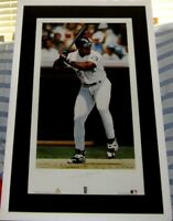 Frank Thomas autographed signed auto White Sox lithograph litho framed #155/450