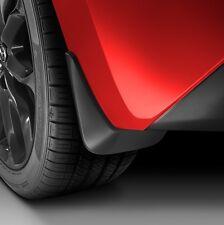 2017 - 2018 Mazda 3 5dr rear mud guards oem new !!!