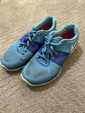 New listing NIKE Light Blue Tennis Shoes Women's US Size 7