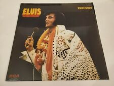 LP vinyl Elvis Presley - Pure Gold new sealed promo ANL1-0971e 1975 not for sale