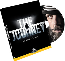 The Journey (DVD and Gimmick) by Matt Johnson from Murphy's Magic