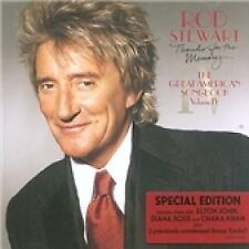 Rod Stewart Thanks for The Memory Great American Songbook Vol IV CD 15 Track I