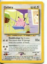 Pokemon Clefairy 30/111 Neo Genesis Uncommon Card