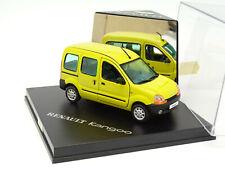 Vitesse 1/43 - Renault Kangoo Jaune