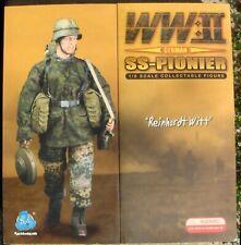 DID 1/6 scale Action Figure WWII German SS-Pioneer Reinhardt Witt D80018 Retired