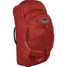 Osprey Farpoint 55 Travel Pack - Jasper Red Medium / Large