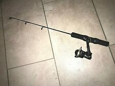 BARKLEY ULTRA LIGHT REEL & ICE FISHING ROD