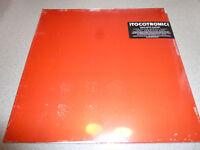 Tocotronic - s/t (Das rote Album)  - 2LP Vinyl // Neu&OVP // incl. Download