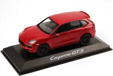 1:43 Porsche Cayenne GTS 2012 rot red - Dealer-Edition - OEM - Minichamps