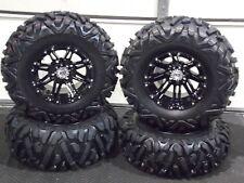 "ARCTIC CAT 450i 4WD 2011-2013 MASSFX MS 25/"" ATV Tires 25x8-12 25x10-12 4Set"