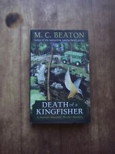 Death of a Kingfisher by M.C. Beaton (2012 Hardcover) A Hamish Macbeth Mystery