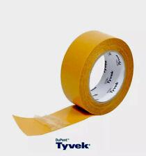 Dupont Tyvek Housewrap  Acrylic Double Sided Tape 50mm x 25m