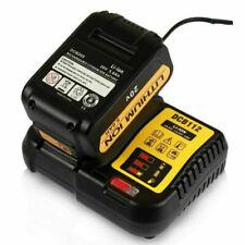 For Dewalt DCB112 12-20V Max Li-Ion Battery Charger New for DCB200 DCB204 DCB120