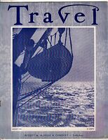 1942 Travel August - Hyde Park NY; Manchester VT; Chautauqua; Himalayas;Honduras