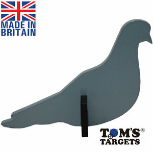Pigeon Hardox 500 Steel Plate Shooting Target