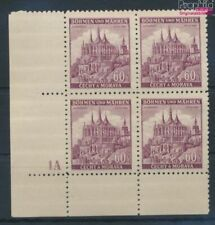 Bohemen en Moravië 27 met Nummerplaat postfris MNH 1939 Ruttenberg (9310250