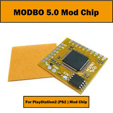 Replacement Parts MODBO 5.0 Mod Chip IC Chip For PS2 PlayStation 2 Accessories