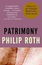 Patrimony : A True Story-ExLibrary
