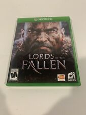 Lords of the Fallen: Complete Edition With Soundtrack (Microsoft Xbox One, 2015)