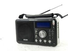 Eton Field BT Grundig Edition AM/FM Shortwave Radio RDS + Bluetooth -Fully Func.