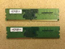 2GB DDR2 RAM 2x 1GB