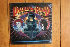 Dylan & the Dead 1st Press CBS 1989 NEW Sealed Grateful Dead Collectible Vinyl