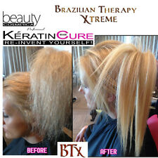 BTX BRAZILIAN KERATIN CURE GOLD GLAMOUR B 0 T 0 X SMOOTHING TREATMENT 150ML 5 OZ