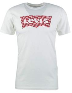 Levi's T-Shirt Microstamp Logo Small
