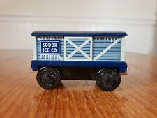 Sodor Ice Co. Cargo Freight Car Carriage for Thomas the Train 2004