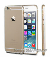 0.3mm Slim Ultra Crystal Transparent Soft Silicone TPU Case for iPhone 6S+ Plus