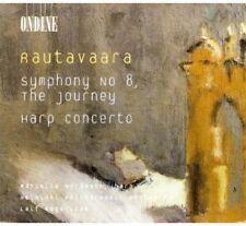 Leif Segerstam - Symphony 8: Journey / Harp Concerto [New CD]