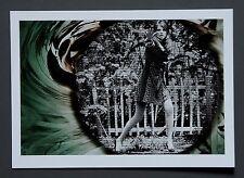 Max Vadukul Limited Edition Photo 24x17cm I love challenge Vogue Italia 2003