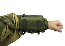 Pouch Case map arm tablet molle od tactical olive PAINTBALL airsoft green